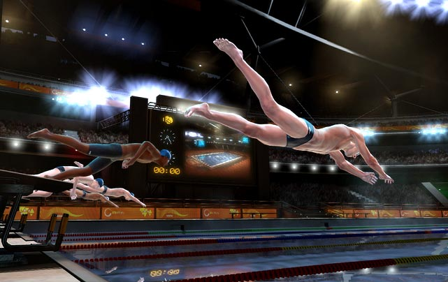 Ever wanted to test your swimming skills against Olympic Champion Michael Phelps? 505 Games is hoping you'll want to jump into the deep end of the pool with a swimming simulation game that will pace you through a career mode en route to trying to become the best in the world. The game is a Kinect exclusive, so if you can imagine doing a breaststroke in front in front of your TV, then this might be just be your game. Push the Limit is expected to be released in June.