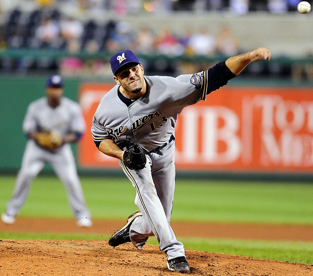 The Brewers' struggles last year were related to pitching, but it was another rookie that took the closing reins from Trevor Hoffman: John Axford. Axford came out of nowhere to be a fantasy gem as a waiver pick-up. Now he enters spring training as the closer of choice, but the flame-throwing Braddock remains the closer-in-waiting. If Axford falters -- he wasn't highly regarded coming into last season -- Braddock could pick up the pieces and take off for what should be a contender in Milwaukee. Braddock will go undrafted in many leagues, too. He is this year's Axford.   Relief pitchers  -- John Axford (MIL); Andrew Cashner (CHC); Neftali Feliz (TEX); Jenrry Mejia (NYM); Sergio Santos (CHW); Hisanori Takahashi (LAA); Brad Thomas (DET); Jonny Venters (ATL).