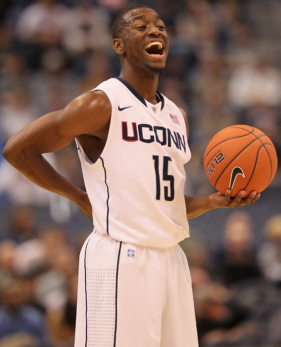 Kemba Walker's solid college career ventured into the spectacular in his junior season, and he earned All-America honors. Behind Walker, the Huskies won five games in five days to take the Big East tournament title and fought their way to the Final Four. The point guard has played his best when the Huskies needed it most, including a game-winner against No. 1 seed Pittsburgh in the Big East tournament.