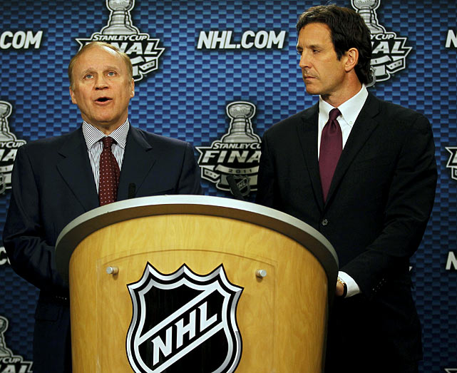 After 13 years in the thankless role as the league's chief disciplinarian, Colin Campbell stepped aside as Brendan Shanahan spearheaded a renewed effort to crack down on dangerous violence and the league's ongoing wave of headshots and concussions. During the summer, the league's Board of Governors would add more teeth to Rule 48 banning targeted blows to the head -- mandating that all such shots be deemed illegal and subject to a two-minute penalty plus a supplementary discipline review -- and Rule 41 that covers boarding. Shanahan, the league's new Senior Vice President of Player Safety, got off to a roaring start by handing out suspensions that cost players $700,000 in lost salaries during the preseason alone, but the parade of violators to his office for disciplinary hearings continued through the first three months of the 2011-12 season.