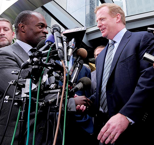 When the owners and players finally agreed to end the NFL lockout, trade and free-agent deals immediately started swirling across the country. The floodgates opened to NFL deals that had been awaited with several star players switching teams. Veterans were cut, wide receivers found new quarterbacks and players who went undrafted finally got a contract seemingly overnight.