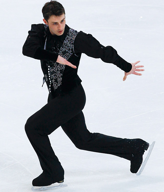 The Frenchman, 26, looked to be falling into the twilight of his career at the 2010 Olympics, where he entered as a medal contender and exited in 16th place. But Joubert bounced back for bronze at the world championships, his sixth career worlds medal. This year, he won silver at the European Championships, his 10th medal at that event.