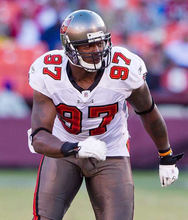 The Tampa Bay defensive end was cited on charges of marijuana possession and driving with an expired tag. Police pulled over Magee's 2009 black Dodge Charger for having an expired tag, and upon inspection, they found a small amount of marijuana. Magee is the fourth Buccaneers employee arrested in the last two months, joining Aqib Talib (aggravated assault), pro scouting director Shelton Quarles (DUI) and assistant to the head coach Jay Kaiser (DUI).
