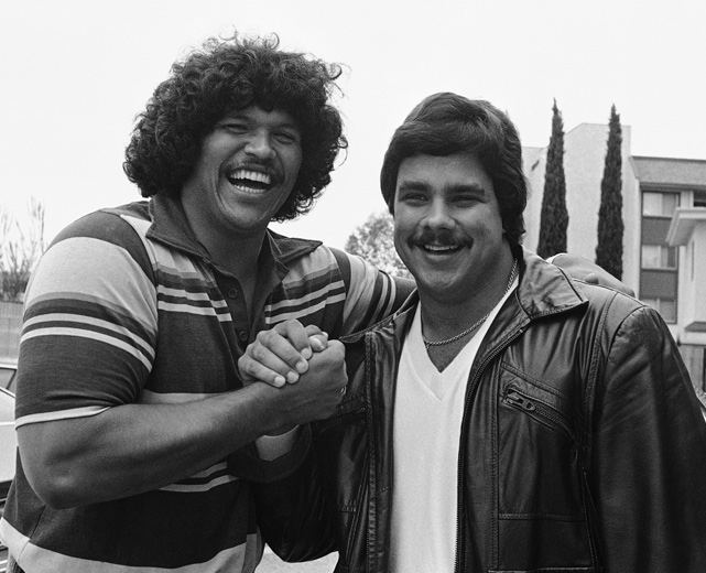 The USC teammates both went in the first round of the draft: Munoz to the Bengals with the No. 3 pick and Budde to the Chiefs with the No. 11 pick. Their careers diverged from there. Munoz had a Hall of Fame career at left tackle, while Budde had a mediocre seven-year career as a guard.
