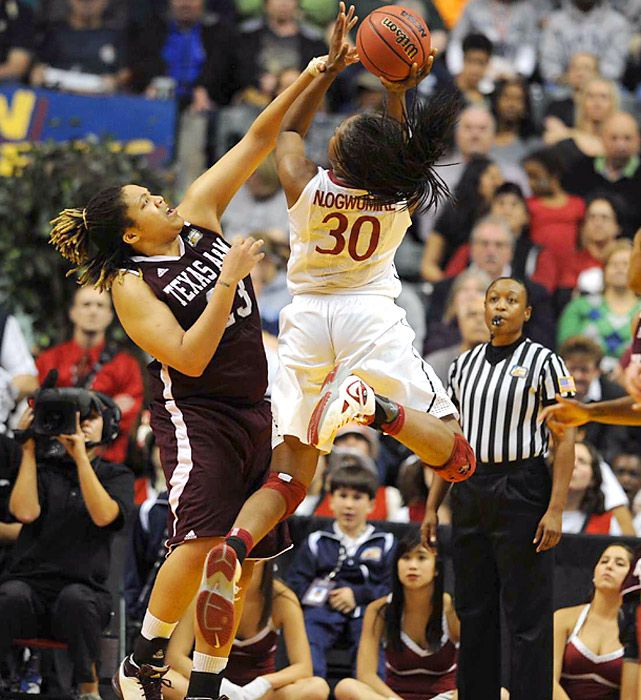 ... Nnemdaki Ogwumike was an unstoppable force for Stanford, amassing a game-high 31 points and seven rebounds.