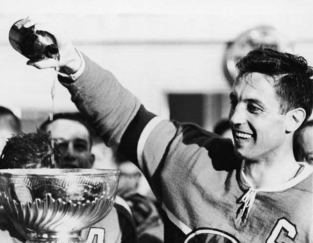 A competitive series in which the home team won every game, the Canadians dominated all facets of the finale in taking the title. Montreal's Jean Beliveau scored eight goals and had eight assists in the postseason to earn the inaugural Conn Smythe trophy. Gump Worsley also recorded two shutouts in the goal for Montreal.