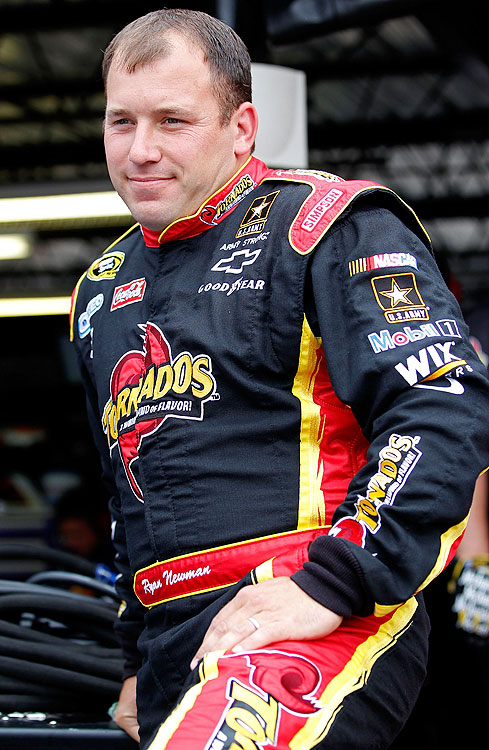 Points Standing: 7  Wins: 0  Top 10s: 5   Top 5s: 4   2011 Season:  A Richmond dust-up with Juan Pablo Montoya may have been the biggest news to come from the No. 39 camp this year, but Ryan Newman's consistent finishes have landed him in the top-10 in the points.