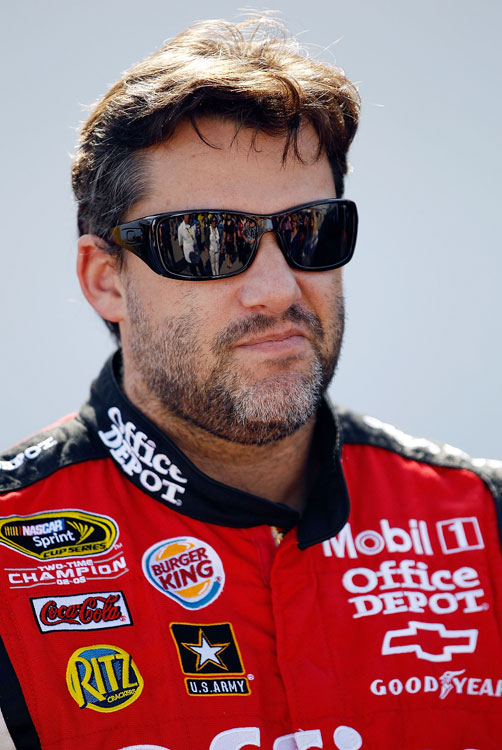 Points Standing: 10  Wins: 0  Top 10s: 4  Top 5s: 1   2011 Season:  Turning the big 4-0 on Friday, Tony Stewart will hope to get a belated birthday present Sunday. Bad racing luck has plagued Smoke on at least four occasions this season, but a summer surge could put him right back into title contention.