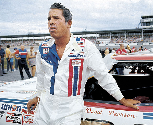 Here's a look at the five-man class going into NASCAR's Hall of Fame, beginning with David Pearson, whose 105 victories rank as the second most all time in the sport's history. Nicknamed the Silver Fox, Pearson won 113 pole positions and three championships during his 27-year career.