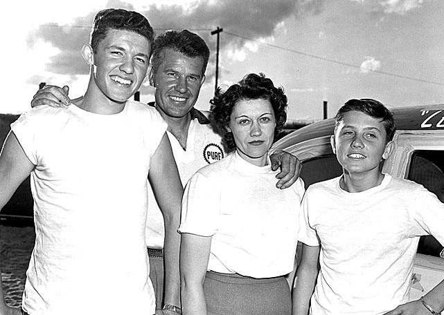 Beginning his career in NASCAR's first-ever Cup Series race, Petty would help usher in a four-generation tradition of racing for the Petty family.