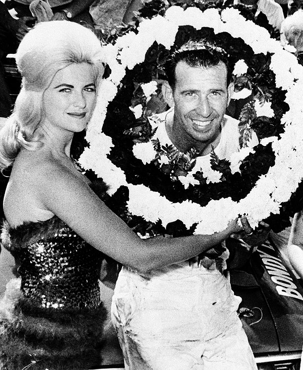 """""""Gentleman Ned"""" Jarrett may have retired at age 34, but that didn't stop him from racking up an impressive 50 NASCAR wins, tying him at 10th on the all-time wins list alongside Junior Johnson. He was named one of NASCAR's """"50 Greatest Drivers"""" in 1998."""