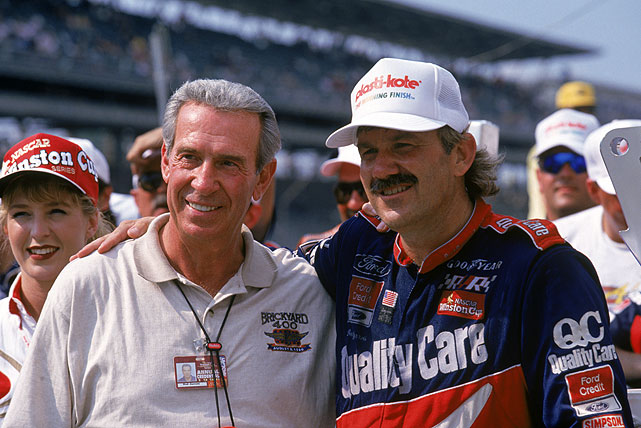 His impact off the track has been just as influential as his accomplishments on it. Jarrett became one of NASCAR's most well-known broadcasters in his post-racing days. His emotional call of his son Dale winning the 1993 Daytona 500 stands as one of his most memorable moments.