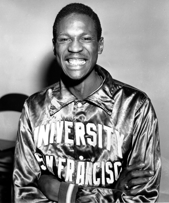 On Wednesday, the Boston Celtics Shamrock Foundation and Bill Russell Legacy Committee announced plans to crate a statue in Boston of the legendary Celtics center. Here are some rare photos of Russell on and off the court:   Russell poses for a photo in February 1955, a month before he would lead the University of San Francisco to the first of back-to-back championships.