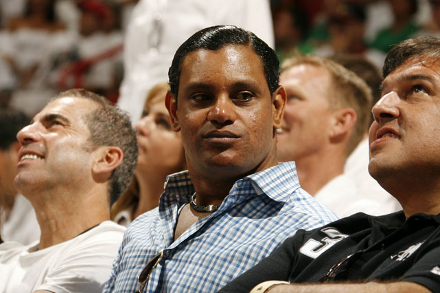 Sammy Sosa. Yep. That's all we have to say on this.