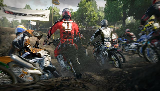 For many racing fans there's always been an appreciation of games that offered something different. In MX vs. ATV: Alive, the difference maker is off-road racing using motorbikes and ATVs. Right off the bat you're going to want to race the motorbikes more than the ATVs. They handle more realistically and are more satisfying to drive.  There are 12 national tracks in the game, which are longer and more interesting than the four short tracks and free-ride areas. It's during the longer racers that the game is at its best, especially if you're playing online against a full slate of human opponents. Unfortunately, MX vs. ATV: Alive's career mode is laborious and repetitive, and it takes way too long to unlock all the tracks. You can pay up front using Microsoft points to unlock them all, but that's hardly an acceptable solution.  The game features the Rider Reflex system, which allows you to manipulate your body position to assist in landing jumps and in taking corners more efficiently to generate more speed and control. That dynamic works pretty well and once you master the timing the racing is pretty fun.  The graphics and sound are competent, but not memorable. While racing is entertaining, the game feels like it needed more time in development.  Score: 6.5 out of 10