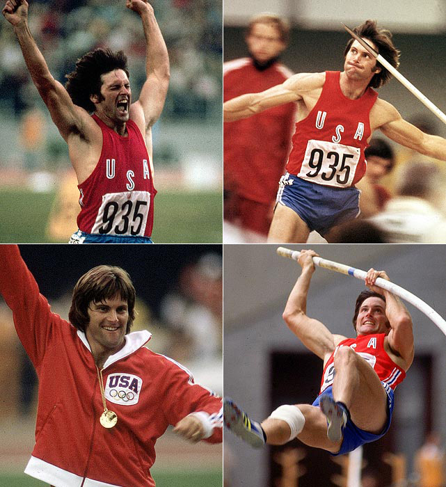 Before he became a part of the Kardashian clan, Bruce Jenner was a track and field star, capturing a gold medal in the decathlon at the 1976 Summer Olympics. He quickly became a celebrity, appearing on the cover of Wheaties and guest starring in a movie with The Village People.
