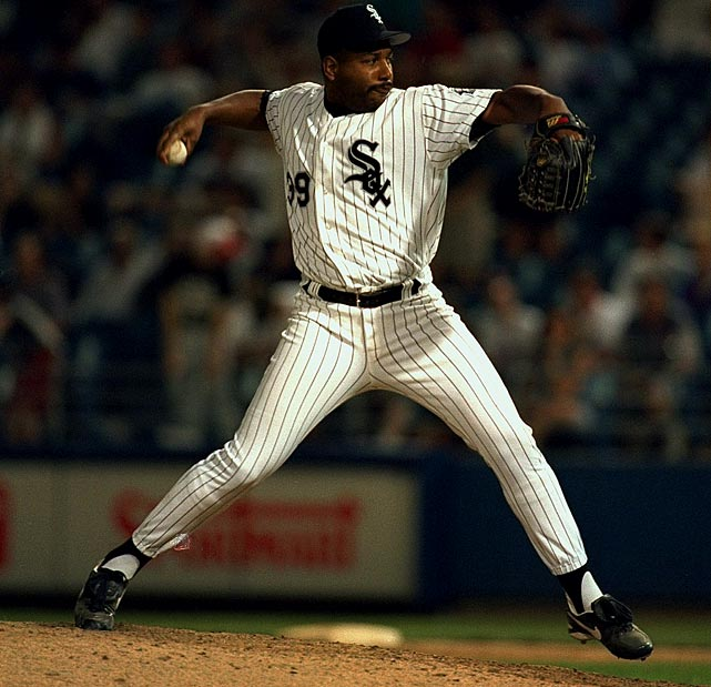 Chicago White Sox (1991-97)   San Francisco Giants (1997)   Tampa Bay Devil Rays (1998-2000)   Kansas City Royals (2001-02)   Atlanta Braves (2003)   Philadelphia Phillies (2004)   New York Mets (2005)  Pittsburgh Pirates (2006)  New York Mets (2006)  Cleveland Indians (2007)  Los Angeles Dodgers (2007)