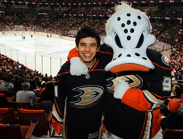 Nashville Predators v Anaheim Ducks Game Five - Western Conference Quarterfinals