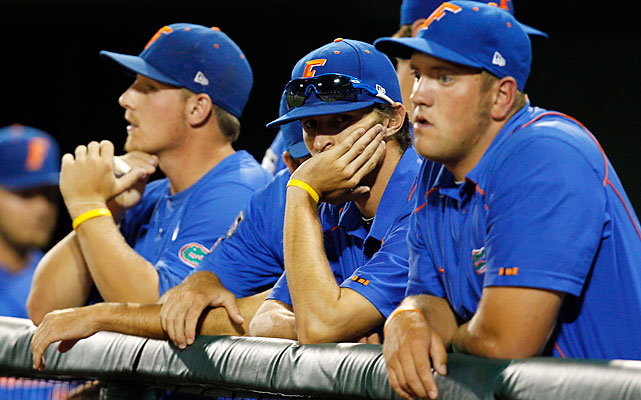 Florida had reached the College World Series for the second straight year and was in the finals for the second time in six years. The Gators left empty-handed again, though, and remain without any baseball titles.