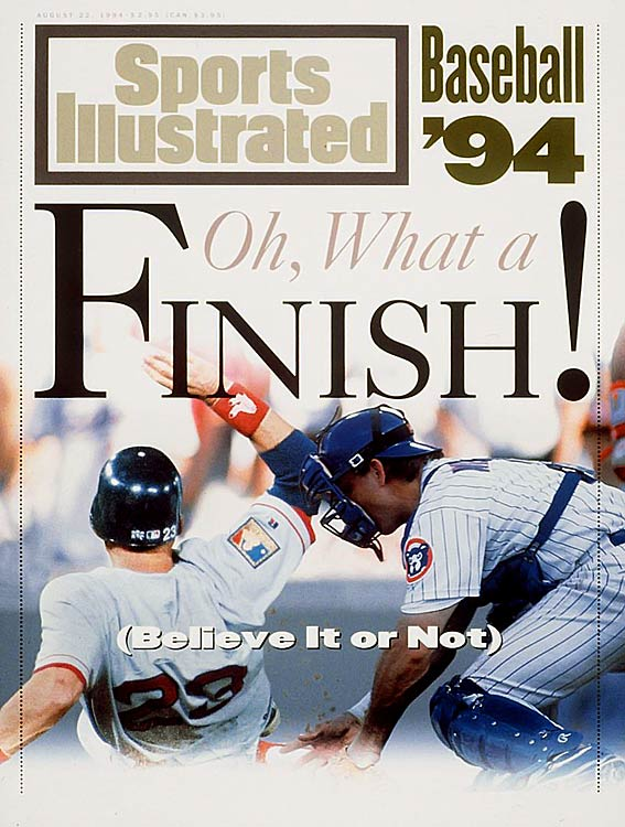 In August 1994, the Montreal Expos had a .649 winning percentage and were two months away from their second ever postseason appearance. Unfortunately for Expos fans, a 232-day strike led to the cancellation of the rest of the regular season and the entire postseason. The strike carried on to the 1995 season, which was shortened to a 144-game long season.