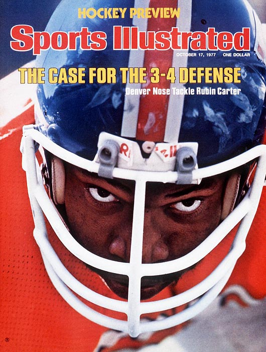 During the 1977 season, the Broncos' 3-4 defense carried the team to the Super Bowl, where it fell 27-10 to Dallas. The unit, which was led by linebackers Tom Jackson and Randy Gradishar, held opponents to 10.6 points per game. The nickname was given by a Denver-area distributor of Orange Crush soda, and it helped propel the Broncos to national recognition.
