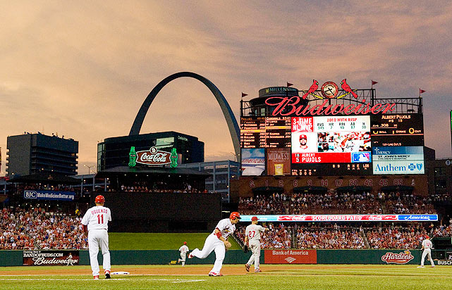 Baseball remains a civic treasure in St. Louis, something valued and protected by its citizens. The only downside is limited resources; the Cardinals' payroll has remained between $88 million and $109 million for seven straight years.