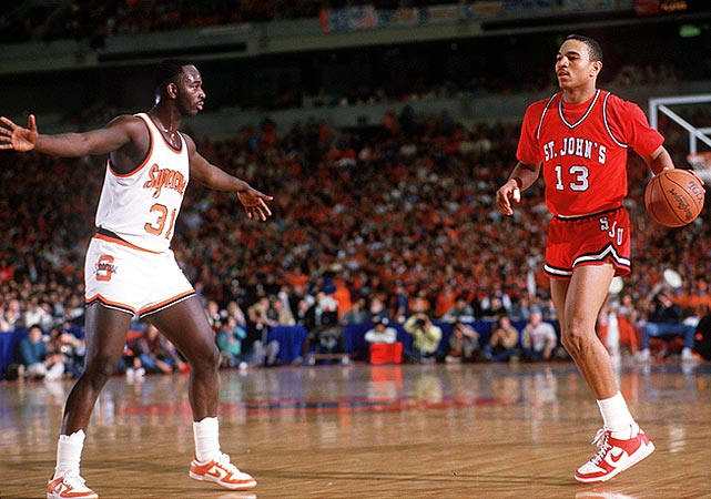 During his junior season, Jackson averaged 11.3 points per game and dished out 9.1 assists.