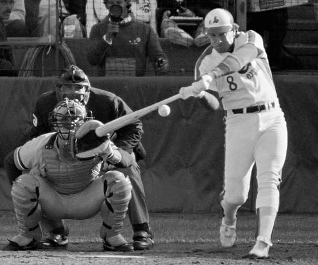 The pitch never made it to Parrish behind the plate, because Carter connected on a second-inning home run at the 1984 All-Star game to give the National League a 2-1 lead.