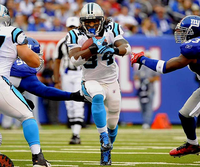 With the lockout lifted on Monday and teams eligible to jump into the free-agent market on Friday, unsigned players who have accrued more than four years in the NFL will be eligible. With that in mind, here's a look at some of the running backs available.   NFC South opponents know how tough it is to slow down DeAngelo Williams. Before this past season was cut short by a foot injury, Williams rushed for more than 2,600 yards and 25 touchdowns in the two previous seasons.