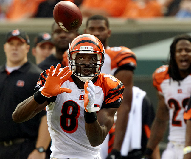 We all thought he was done after he went to Buffalo. Yet he showed why he's a for-sure Hall of Famer when he amassed 983 yards in 14 games with the Bengals, along with nine TDs in his 15th season.