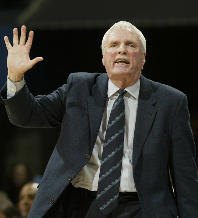 The Memphis Grizzlies shocked the NBA in 2002 when they made then 69-year-old Hubie Brown their head coach. Brown, who had coached in the league 14 years earlier, was criticized as being too old for the new, fast-moving NBA. In 2003, Brown led the woeful Grizzlies to 50 wins and a playoff berth and was named coach of the year.