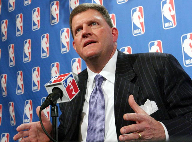 Clay Bennett and the rest of the ownership group that owned the Seattle SuperSonics wanted to move the franchise to Oklahoma City, much the chagrin of the NBA team's loyal fans. After many legal obstacles, Bennett and Co. got their wish in 2008. They paid the city $45 million in damages and left Seattle fans without a team.