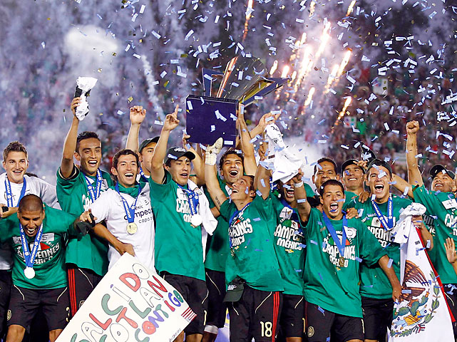 Mexico won its second straight Gold Cup and sixth overall, advancing to the 2013 Confederations Cup in Brazil.