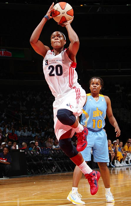 Two weeks before training camp opened in 2010, the Mystics announced that Beard, whom many considered the face of the franchise, would miss the entire 2010 season after undergoing arthroscopic surgery on her left ankle. A year later, Beard is healthy and ready to lead the Mystics, who posted a franchise-best record of 22-12 last season, deep into the playoffs.
