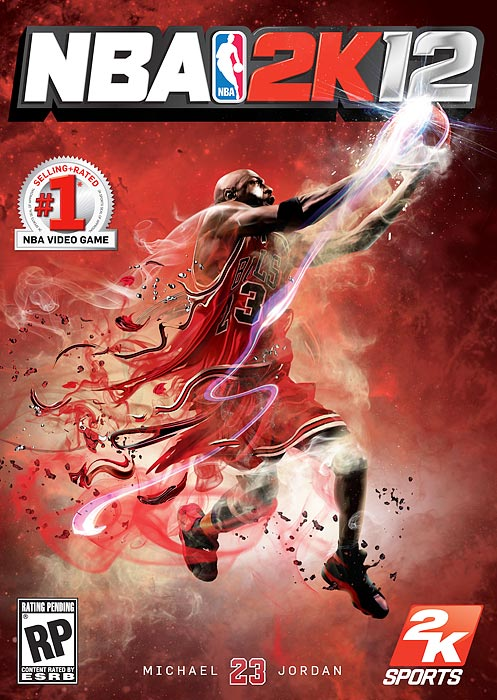 Last year's NBA 2K11 was our  2010 Sports Game of the Year . This year 2K has announced three cover athletes for NBA 2K12. The three covers will only be available for the Xbox 360 and PS3, though NBA 2K12 will also be available on the Wii, PS2, PSP and PC with just the Jordan cover.   The first cover athlete is Michael Jordan, who signed a multi-year deal with 2K following last year's very successful cover debut. 2K11 featured amazing integration with Jordan and opened with you controlling him the first time you fired up the game.   The second cover athlete is...
