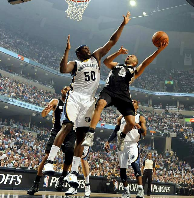 In one of the most shocking NBA upsets in league history, the eighth-seeded Grizzlies rolled over the top-seeded Spurs in the first round of last year's playoffs. Eight months year later, it will be interesting to see how the older Spurs approach their battle with Memphis' frontcourt.