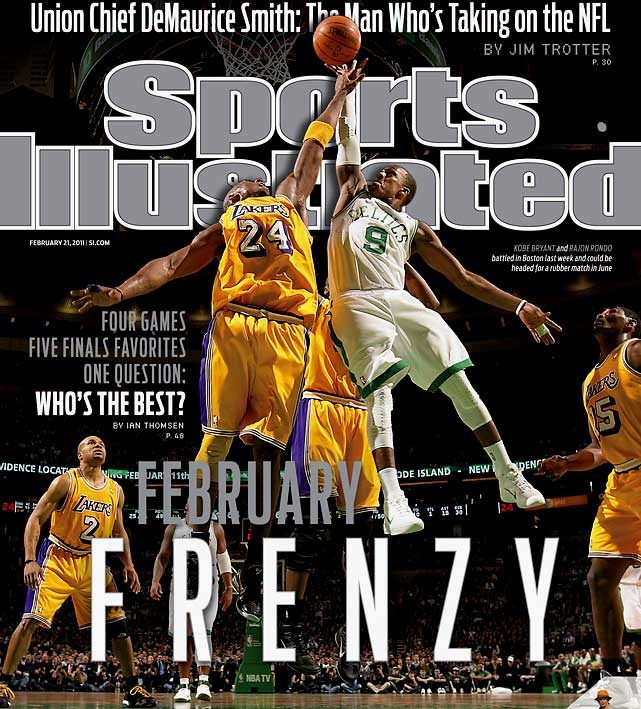 The greatest rivalry in basketball should be just as intense in 2012. With veteran rosters, both teams will be desperate to get back to the playoffs for another title run.