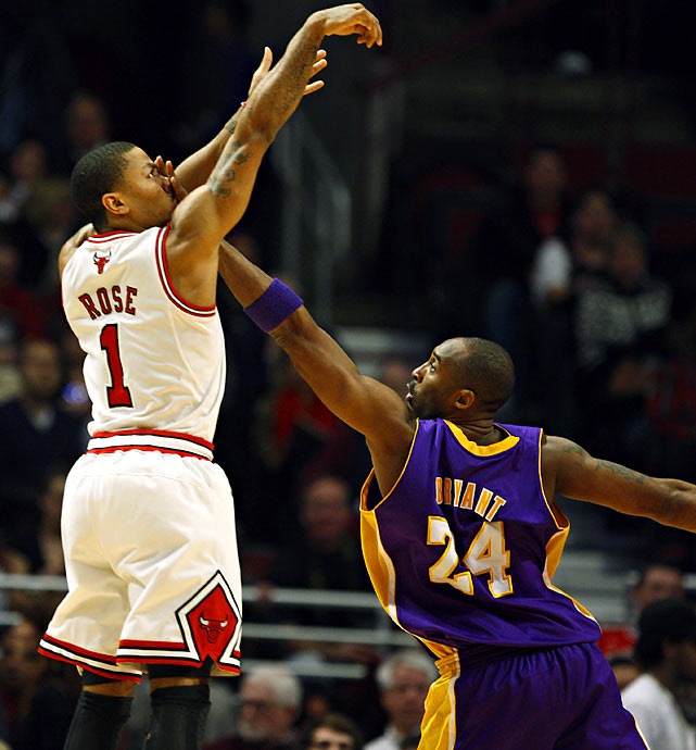 Arguably the league's two most talented teams face off in the third Christmas day matchup. The battle between Bryant and Rose will be worth the price of admission alone.