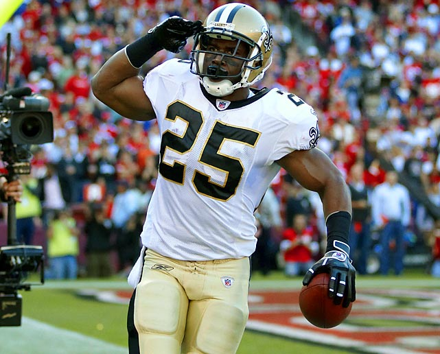 It's New Orleans no more for Reggie Bush, as the running back and return man extraordinaire was shipped to the Dolphins Thursday as part of a move to clear cap space for the Saints. The former first-round pick has been a fan-favorite throughout his four-year career, tallying 2,090 rushing yards, 2,142 receiving yards and 29 total touchdowns. He should split carries with Ronnie Brown in Miami.