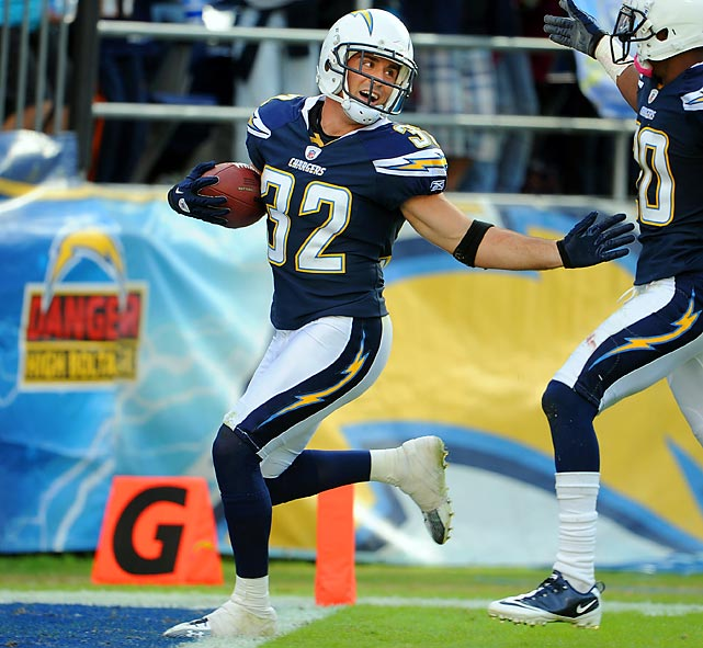 How is Eric Weddle spending his lockout? By suing the maker of Alka-Seltzer. The Chargers safety, who picked off two passes last season including one for a touchdown, is suing Bayer for using him on boxes of the drug without his permission.