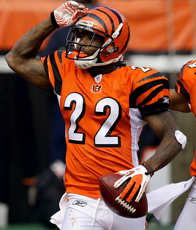 Since 2007, Joseph has combined with Leon Hall to make the Bengals' secondary one of the best in the NFL. Joseph racked up three picks this past season, taking one back for a touchdown. With the Bengals likely having to choose between Joseph and Hall for the long-term future, Joseph may be on the move.
