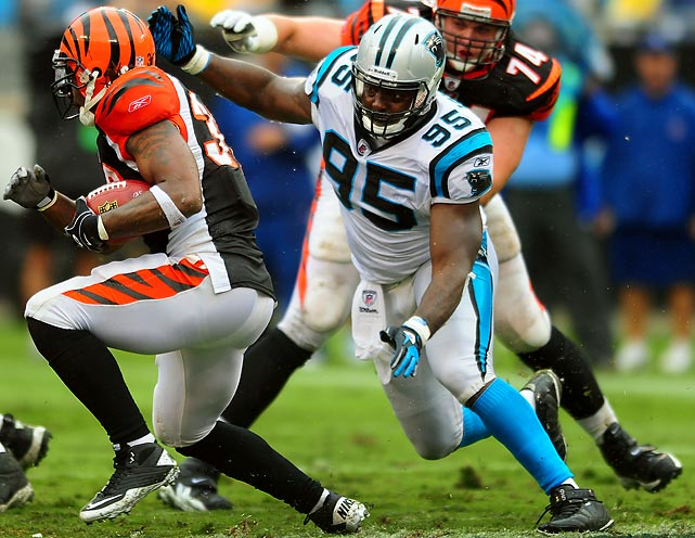 It made no sense for a team with cap space to lose him.   UPDATE: Agreed to six-year, $72 million deal with Panthers