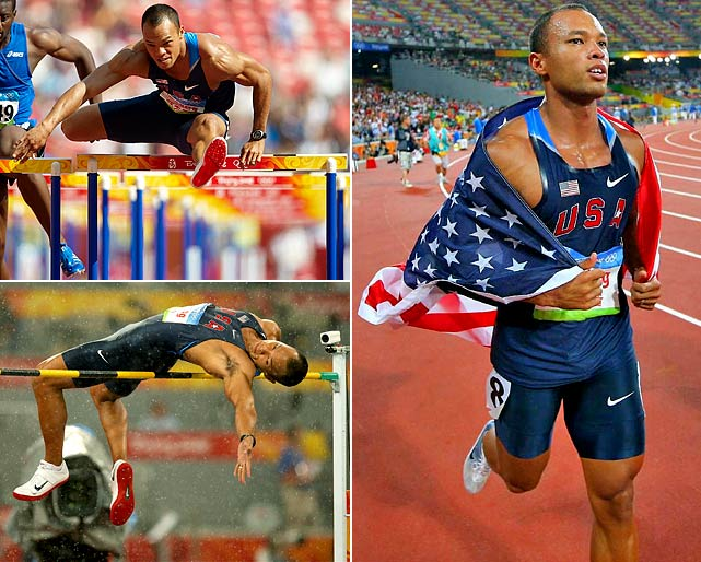 The point margin separating Clay's gold-medal performance in Beijing from other medalists was the widest since 1972. After a year hiatus to rest mentally and recover from an injured hamstring, he is back training for a third Olympic competition. Clay recently proved his continuing athletic prowess when he won the gold in the heptathlon at the 2010 World Indoor Championship.