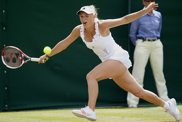 The former WTA Tour World No. 1 has yet to win a Grand Slam title but will be in the mix at the Wimbledon event.