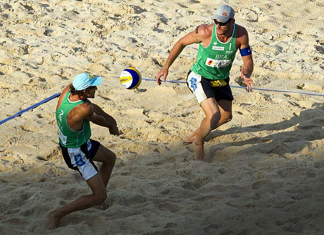 Emanuel and Alison are the men's beach volleyball team to beat after the Brazilian pair won the 2011 World Championships in June 2011. Emanuel already has two Olympic medals -- gold in 2004 and bronze in 2008 -- after having previously partnered with Ricardo Santos.