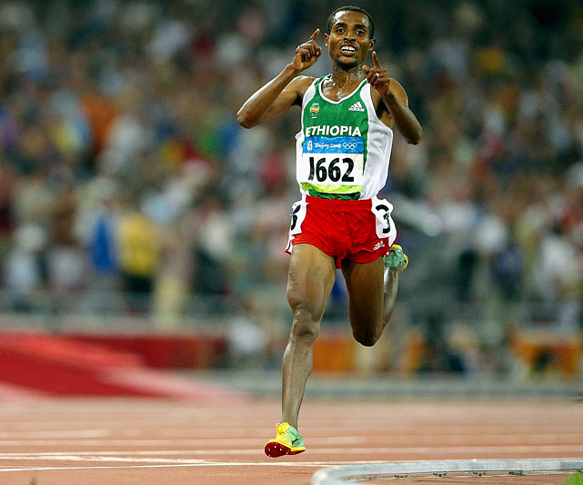 The reigning champion in the 5000m and the two-time reigning champion in the 10,000m, Bekele is arguably the greatest long distance runner in history. He will only be 30 years old next summer, so as long as he is able to fully recover from a 2010 calf injury, it should be another memorable Olympics for the Ethiopian, who holds the world records in both the 5000m and 10,000m.