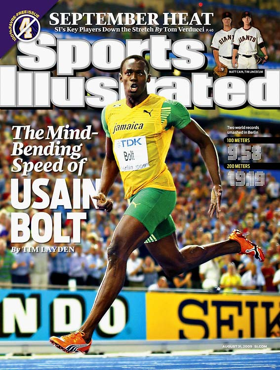 In 2008, Bolt broke both the 100m and the 200m world records, doubling in Beijing.  But since that time American Tyson Gay and others have gotten closer to Bolt -- Gay even defeated him in 2010. Though Gay is injured and won't compete at this summer's World Championships in South Korea, Bolt is looking beatable this year.