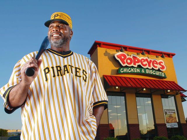 Dave Parker never got close to the Hall of Fame in the voting process, despite winning the 1978 NL MVP award, two World Series and three Gold Glove awards. He opened a Popeyes Chicken & Biscuits franchise in Forest Park, Ohio.