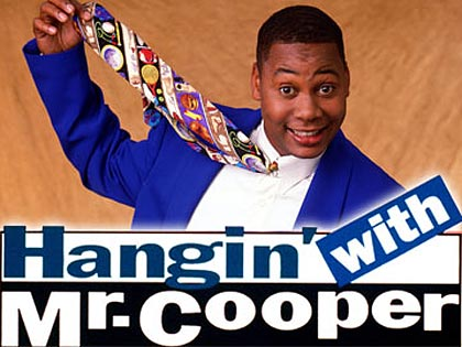Hanging with Mr. Cooper ran five seasons from 1992-1997. A golden-era in basketball, it was a time when an NBA player could cohabitate with two single female women and still make the TGIF line up (which, upon acquisition, replaced one of the females with two harmless cousins to adapt to a family friendly audience).