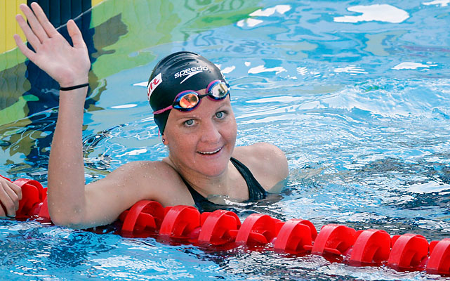 Zimbabwe's only individual Olympic medalist will be looking to defend her world title in the 200 backstroke, an event she won at the last two Olympics. In the individual medleys, Kirsty Coventry will go head-to-head with Stephanie Rice in an anticipated showdown.   Potential Events 200 back 200 IM 400 IM